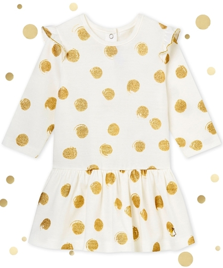 Thea Dots Dress