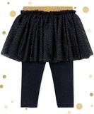 Tennessee Skirt Leggings