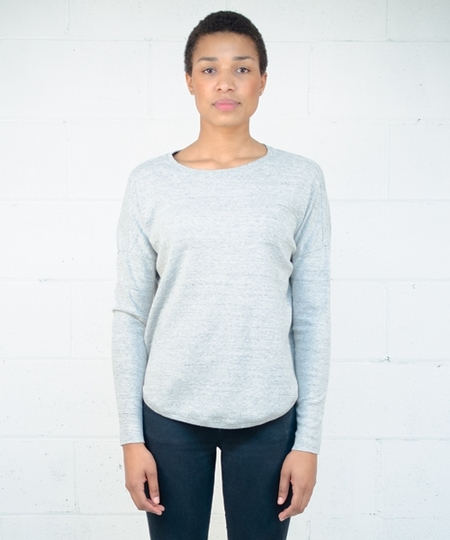 Aya Sweatshirt - Grey