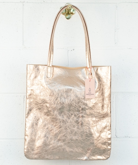 Mellu Glitz Light Gold Handbag