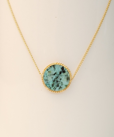 Lady Amazonite Necklace