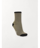 Dina Solid Socks - Gold/Black