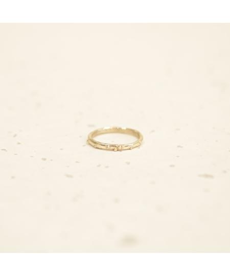 Brindilles Silver Ring