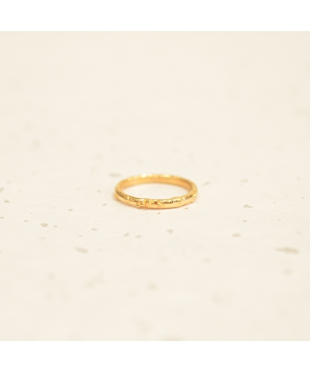 Brindilles Rose Gold Ring