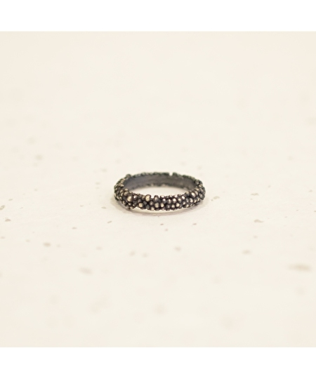 Billes Gunmetal Ring