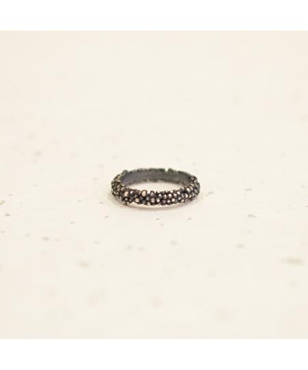 Billes Gunmetal Ring