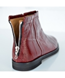 Eel Ankle Boots