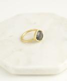 Aurore Rutile Ring