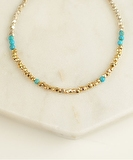 Bertie Turquoise Bracelet