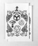 Géométrie Sacrée Tattoos x2