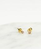 Kema Rhodonite Studs Earrings