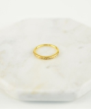 Wild Gold Diamonds Ring