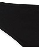 Light Cotton Panties - Black